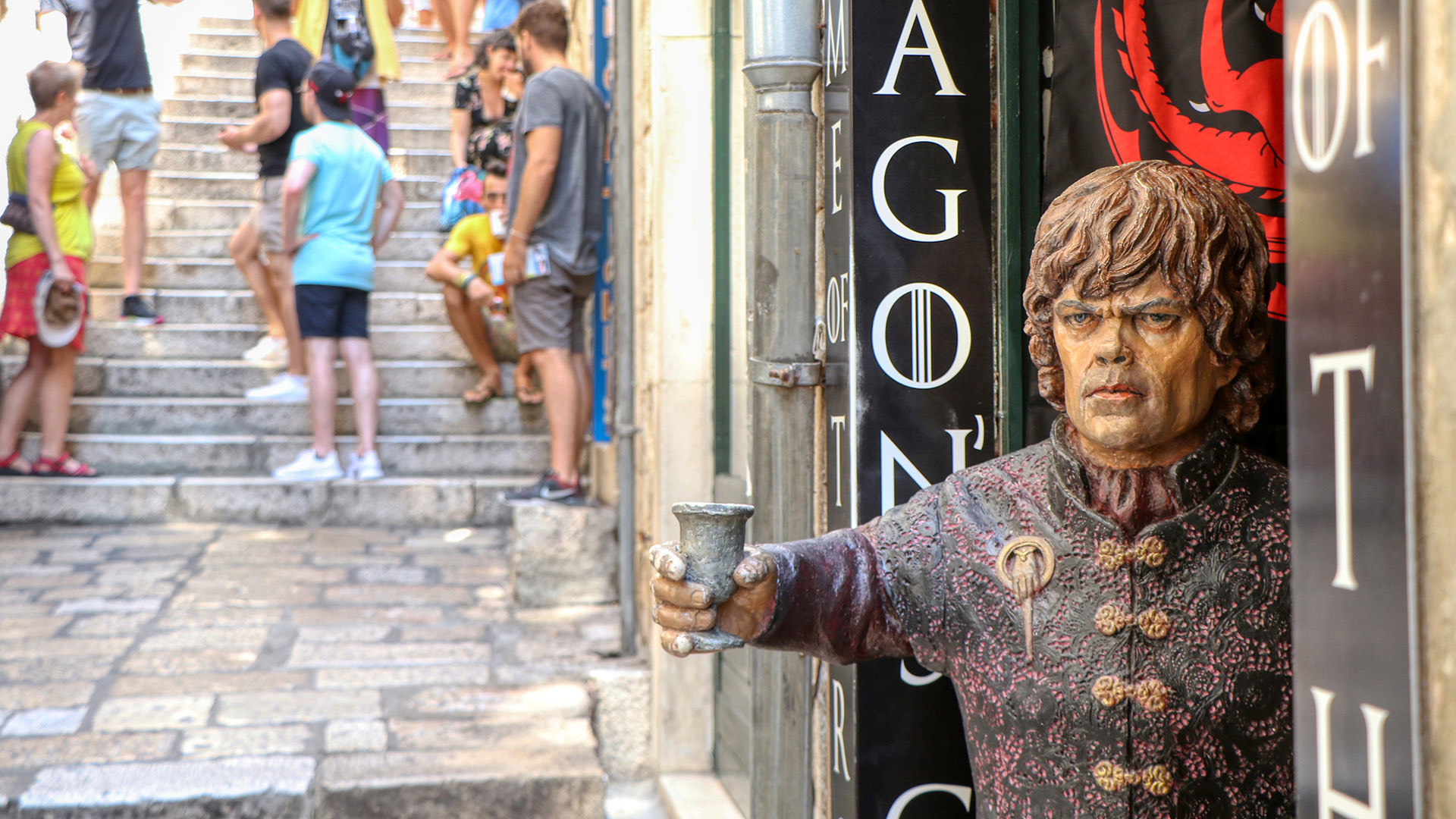 GAME OF THRONES PRIVATE GUIDED TOUR